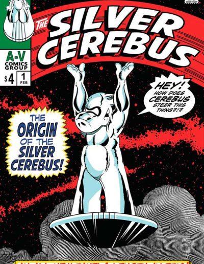 The Silver Cerebus - February 2020