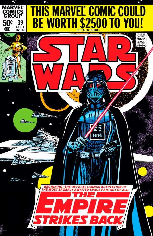 Star Wars #39 - September 1980