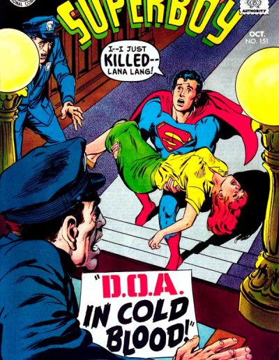 Superboy #151 - October 1968