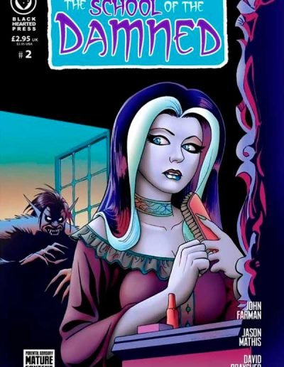 The School of the Damned #2 - 2012