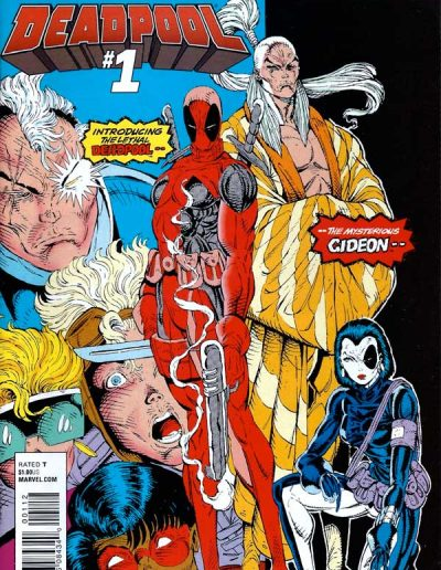True Believers: Deadpool #1 - March 2016