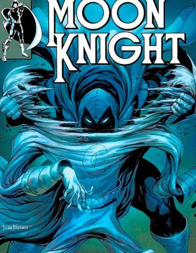 Moon Knight (Vol 9) #1 (Tyler Kirkham Trade Dress Variant) - July 2021
