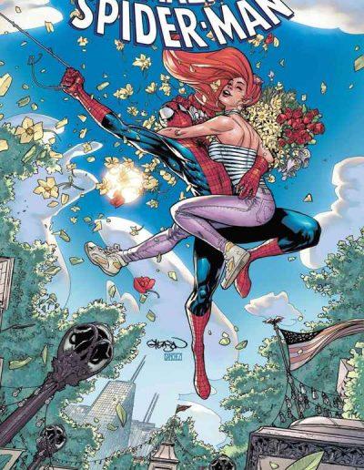 Amazing Spiderman (Vol 5) #74 -September 2021