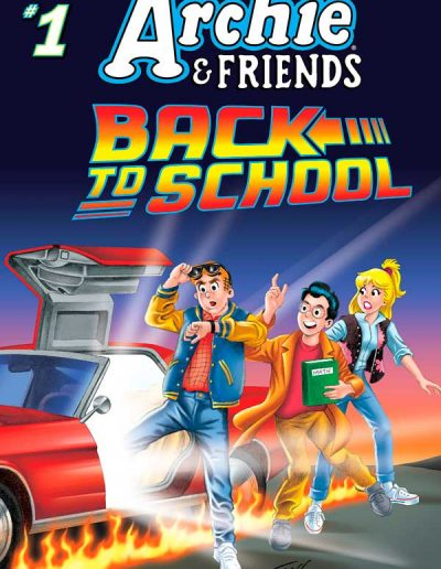 Archie & Friends: Back to School #1 - October 2019
