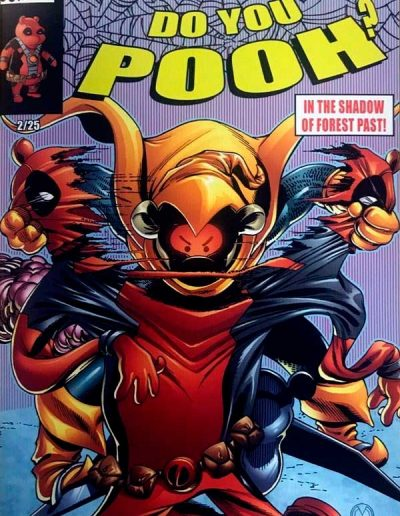 Do You Pooh? (Amazing Spiderman #238 Homage Variant) - December 2017