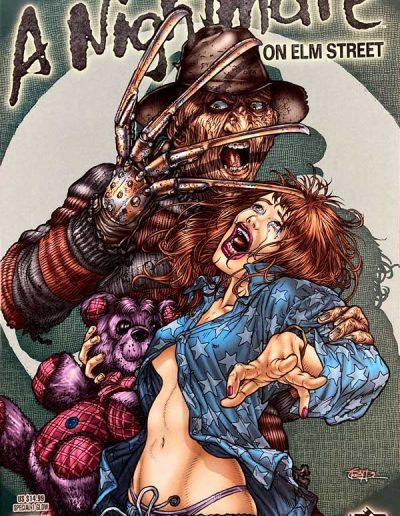 A Nightmare on Elm Street Special #1 (Glow in the Dark Variant) - June 2005