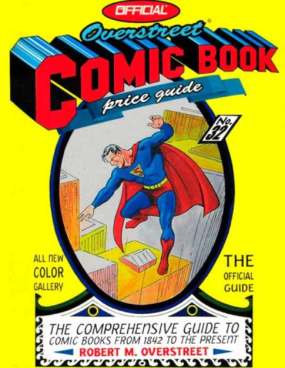 Overstreet Comic Book Price Guide #32 - May 2002