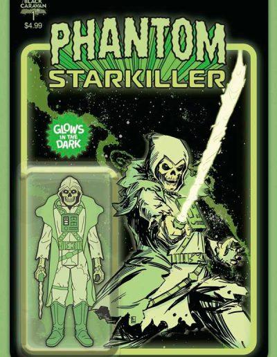 Phantom Starkiller #1 (4th Print) - August 2021