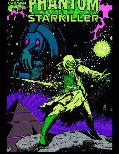 Phantom Starkiller #1 (Exclusive Glow-in-the-Dark Variant) - October 2020