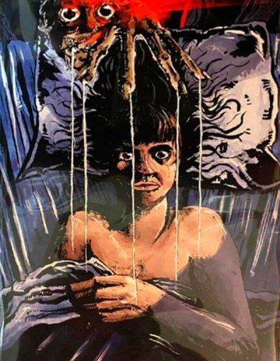 Strings #1 (Nightmare on Elm Street Virgin Variant) - August 2021