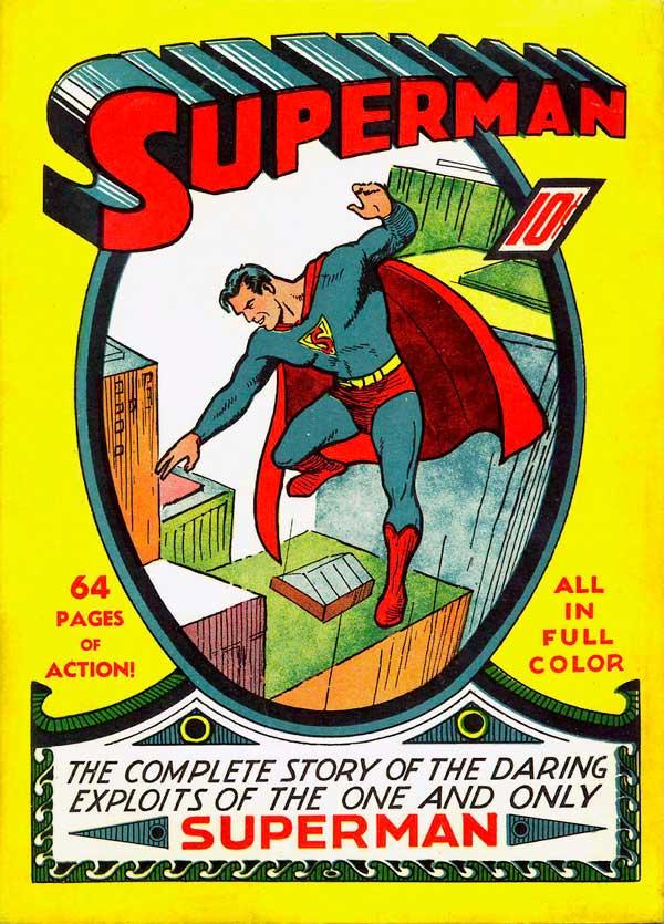 Superman #1 - June 1939