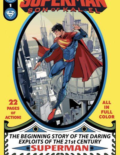 Superman: Son of Kal-El #1 - September 2021