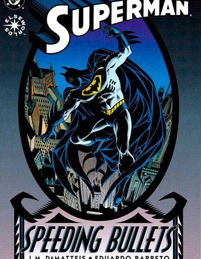 Superman: Speeding Bullets - September 1993