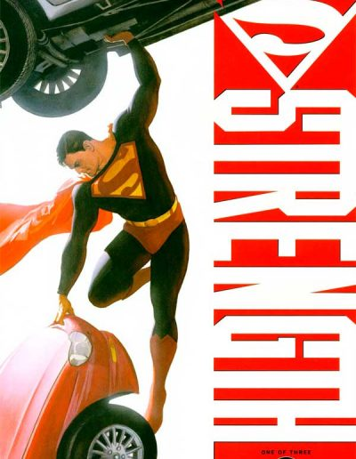 Superman: Strength #1 - January 2005