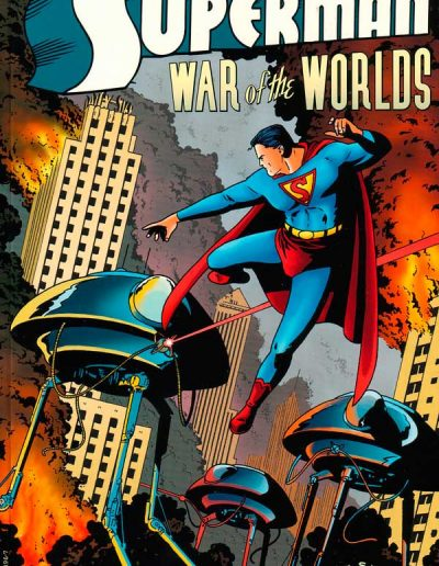 Superman: War of the Worlds - December 1998