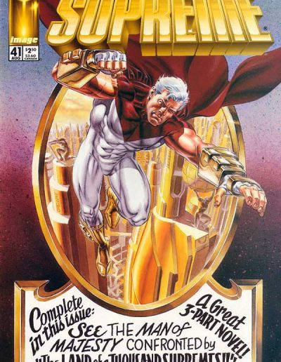 Supreme #41 - August 1996