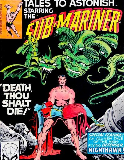 Tales to Astonish (Vol 2) #13 - December 1980