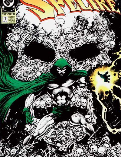 The Spectre (Vol 3) #1 - December 1992