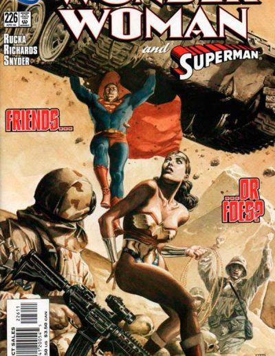 Wonder Woman (Vol 2) #226 - April 2006