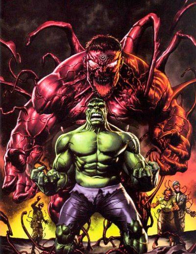 Absolute Carnage: The Immortal Hulk #1 (NYCC Virgin Variant) - November 2019
