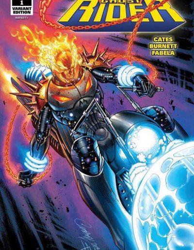 Cosmic Ghost Rider #1 (J. Scott Campbell SDCC Variant) - September 2018