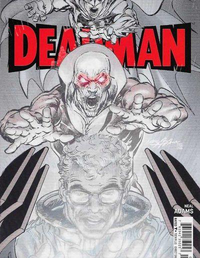 Deadman (Vol 5) #1 (Glow-in-the-Dark Variant) - January 2018