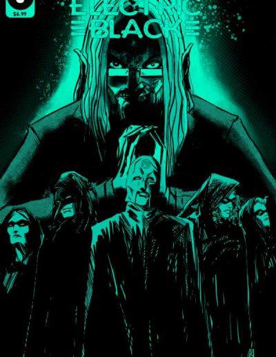 Electric Black (Glow-in-the-Dark Variant) - October 2019