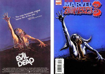 Marvel Zombies 3 #3 - February 2009