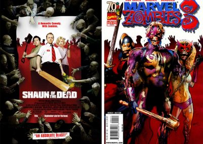 Marvel Zombies 3 #4 - March 2009