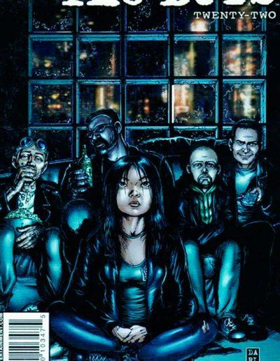 The Boys #22 (Glow in the Dark Variant) - September 2008