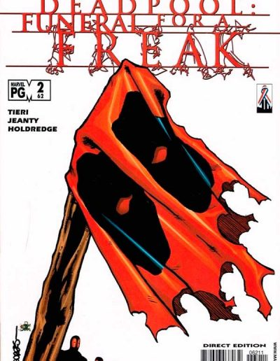 Deadpool #62 - March 2002
