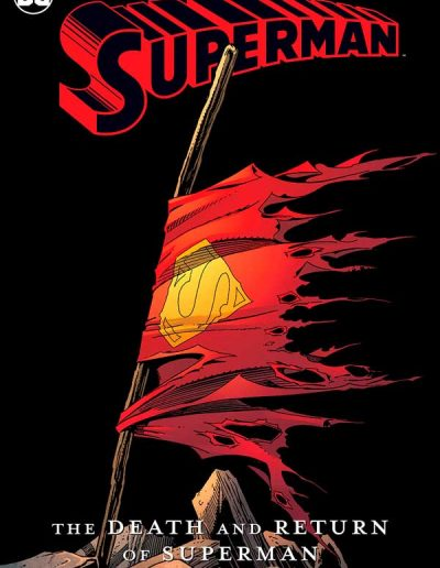 The Death and Return of Superman Omnibus (3rd Print) - 2019