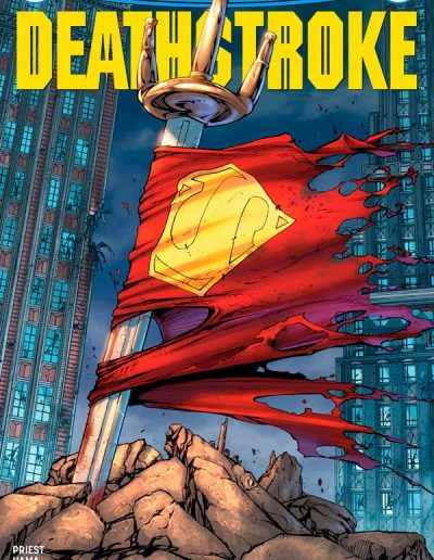 Deathstroke (Vol 4) #7 (Shane Davis Variant) - January 2017
