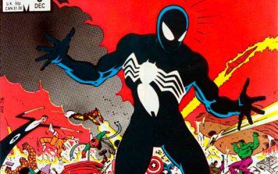 Marvel Super Heroes Secret Wars #8 Homage Covers
