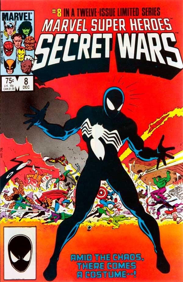 Marvel Super Heroes Secret Wars #8 - December 1984